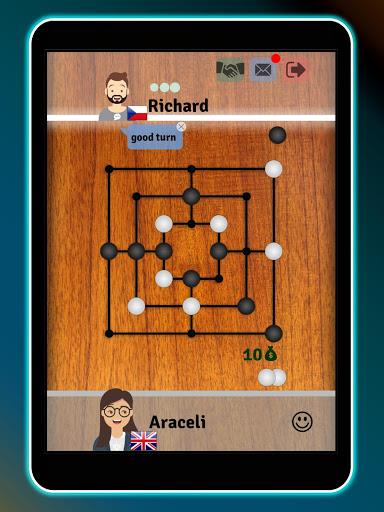 Mills | Nine Men's Morris - Free online board game screenshot 9