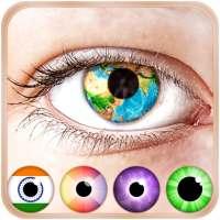 Eye colour changer - Lens color Changer on 9Apps
