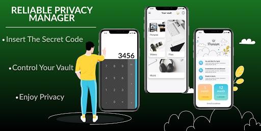 Calculator Lock – Lock Video & Hide Photo स्क्रीनशॉट 2