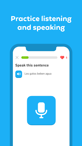 Duolingo: Learn Languages Free screenshot 5