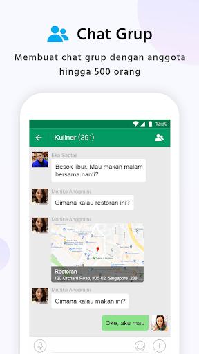 MiChat Lite-Chat Gratis& Bertemu dengan Orang Baru screenshot 7