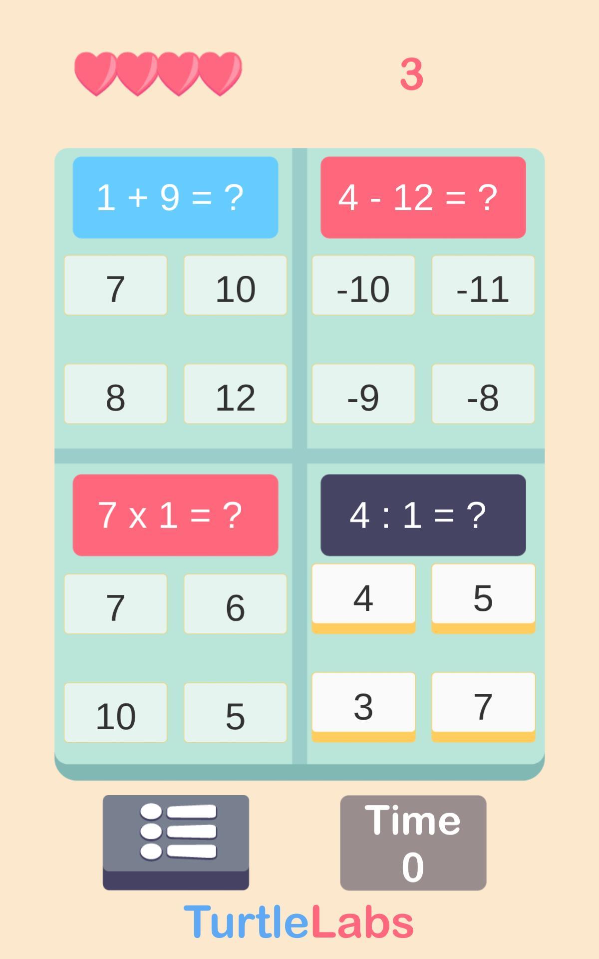 Math Challenge FREE screenshot 23