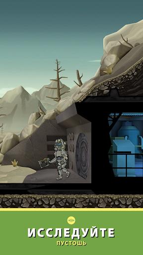 Fallout Shelter скриншот 2