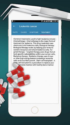 قاموس طبي (كلمة مكتشف) 8 تصوير الشاشة