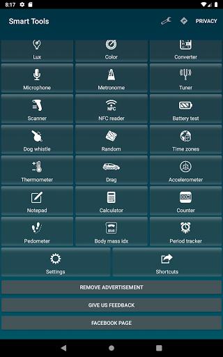 Smart Tools - Utilities 10 تصوير الشاشة