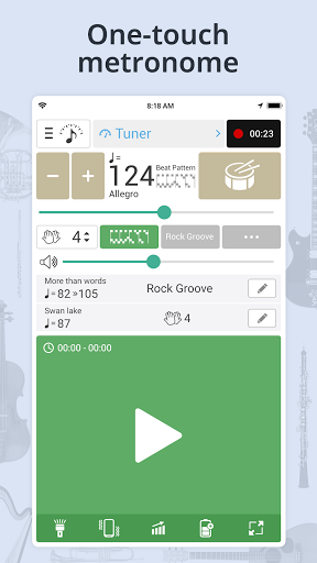 Tuner & Metronome screenshot 4