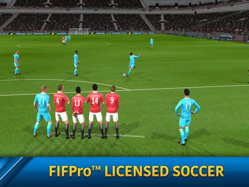 Dream League Soccer 11 تصوير الشاشة