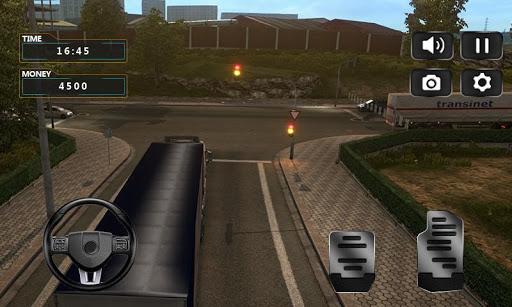 Realistic Truck Simulator 2019 screenshot 2