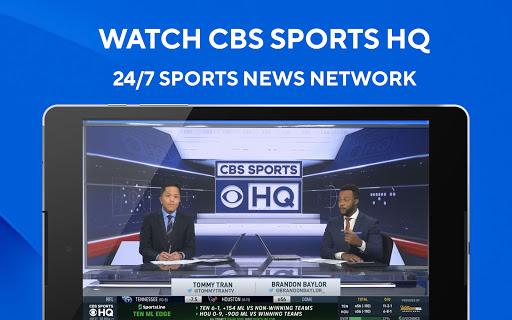 CBS Sports App - Scores, News, Stats & Watch Live 11 تصوير الشاشة