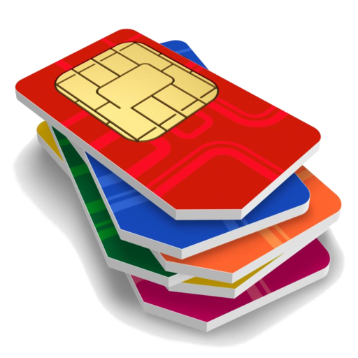 SIM Card Info and Contacts Transfer icon