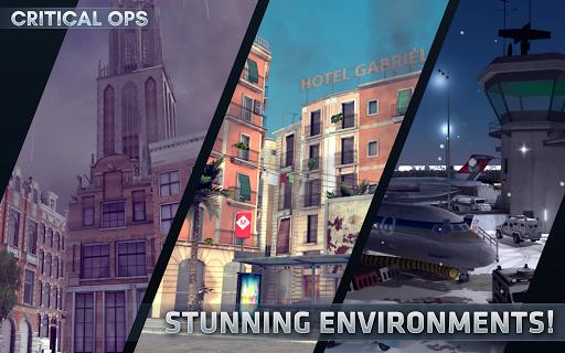 Critical Ops: Multiplayer FPS screenshot 12