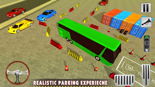 Modern Bus Simulator New Parking Games – Bus Games screenshot 7