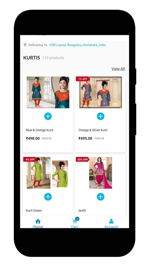 Durga Hi-Fashions screenshot 2