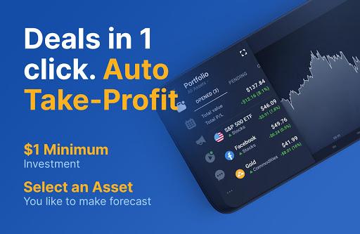 IQ Option – Online Investing Platform 2 تصوير الشاشة