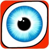 Eye color lens on 9Apps
