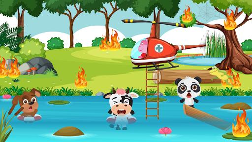 Fireman for Kids screenshot 1