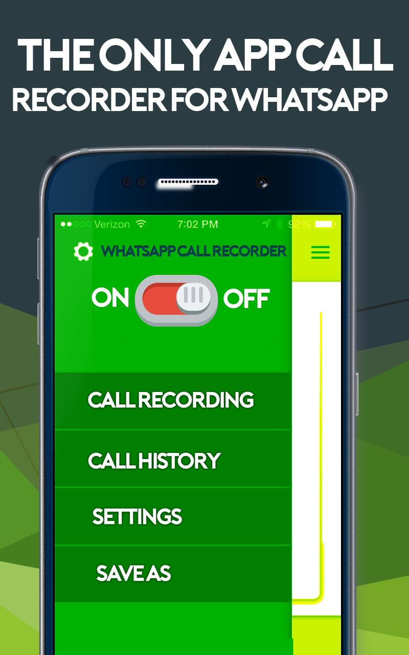Call Recorder For Whatsapp screenshot 2
