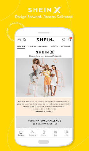 SHEIN - Las tendencias más calientes & de moda screenshot 4