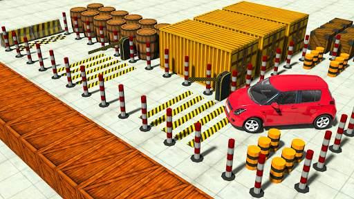 Advance Car Parking Game: Car Driver Simulator screenshot 6