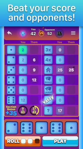 Yatzy screenshot 3