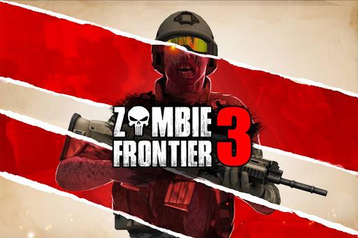 Zombie Frontier 3: قناص بندقية 1 تصوير الشاشة