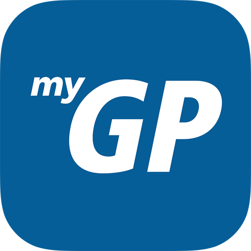 myGP® - Book NHS GP appointments أيقونة