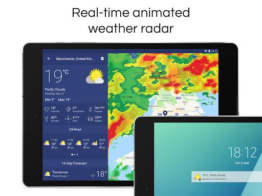 NOAA Weather Radar Live & Alerts – Clime screenshot 9