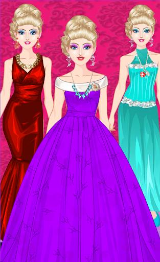 Princess Spa Salon Dress up screenshot 1
