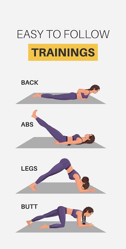 Yoga-Go: Yoga For Weight Loss 3 تصوير الشاشة