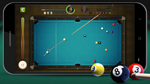 8 Ball Billiards- Offline Free Pool Game screenshot 6