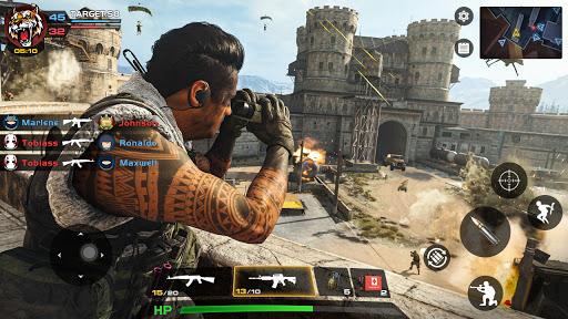 Critical Action :Gun Strike Ops - Shooting Game screenshot 5