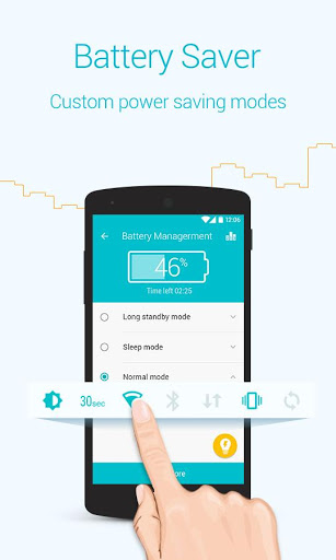Booster & Cleaner - Keeps phone fast, Power saving screenshot 4
