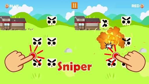 Jumping Ninja Party 2 Player Games screenshot 6