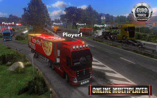 Euro Truck Evolution (Simulator) screenshot 3