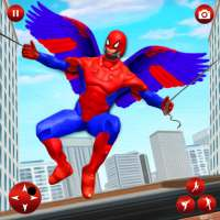 Flying Rescue Speed Hero Mission on 9Apps