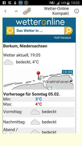Borkum App für den Urlaub screenshot 4