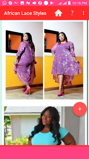 AFRICAN LACE STYLES 2021 screenshot 5