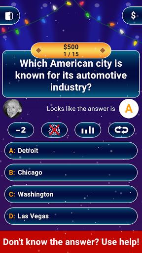 Millionaire 2021 -  Free Trivia Quiz Offline Game screenshot 3