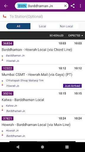 Kolkata Suburban Trains screenshot 8