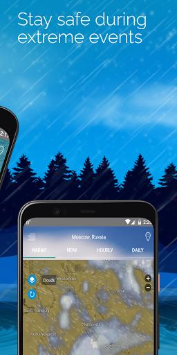 Weather Radar App—Weather Live Maps, Storm Tracker screenshot 2