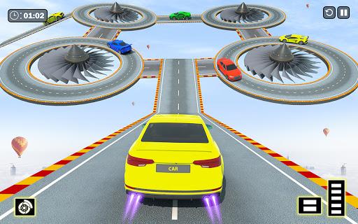 Ramp Car Racing Stunt Games: Free Car Games 2021 screenshot 8