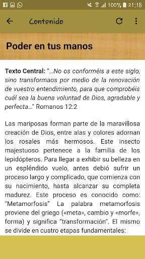 Estudios Bíblicos Profundos screenshot 12