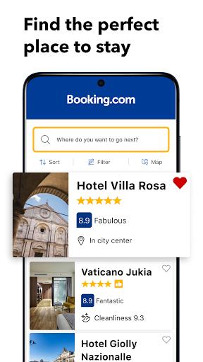 Booking.com: Hotels, Apartments & Accommodation screenshot 2