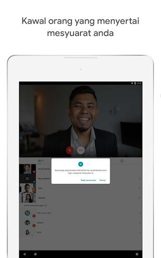 Google Meet screenshot 6