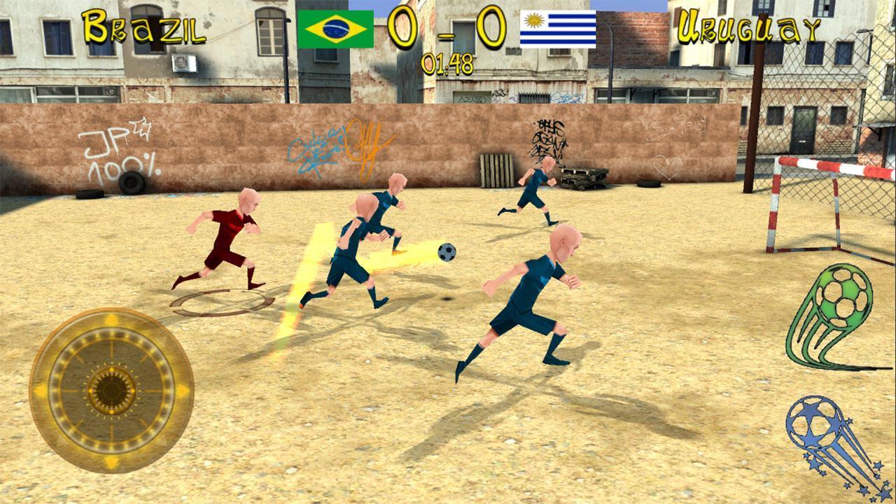Beach Cup Soccer 1 تصوير الشاشة