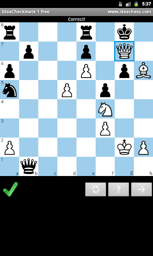 1 move checkmate chess puzzles screenshot 1