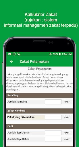 Jadwal Waktu Sholat Indonesia - Kiblat, Adzan, Doa screenshot 5