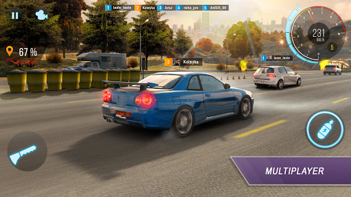 CarX Highway Racing 1 تصوير الشاشة