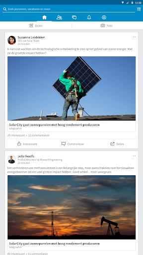 LinkedIn: Vacatures Zoeken   Zakenrelaties screenshot 9