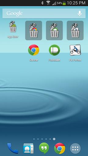 App Eater (Uninstaller) 4 تصوير الشاشة